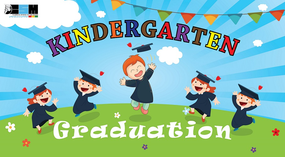 Hawler KG 2 graduation party for 2018