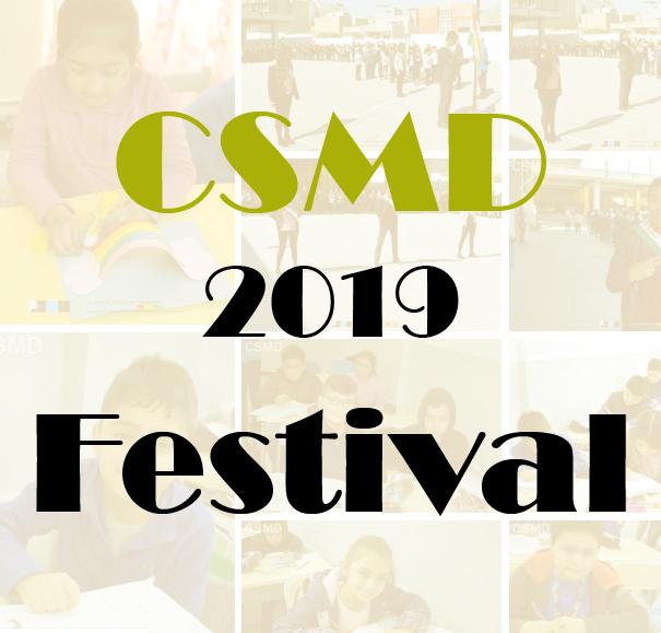 CSMD 2019 Festival
