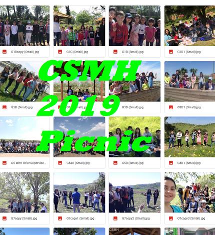 CMSH  picnic 2019 photos