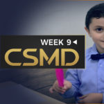 CSMD PH1 – Week 9 Photos