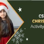 CSMS Christmas Activity Photos